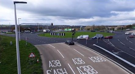 A38 Cornwall Gateway: Growth Deal contribution: £5.535m