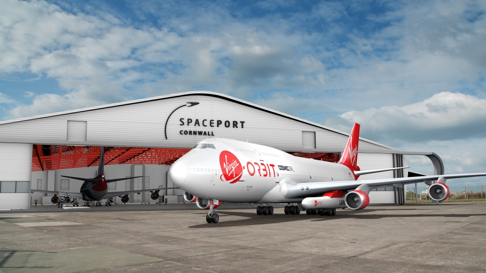 Spaceport Cornwall Infrastructure: Growth Deal Contribution £0.5m