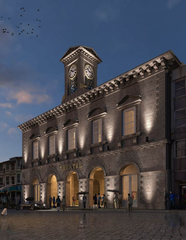 Hall for Cornwall QuayWorks: Growth Deal contribution: £2.246m