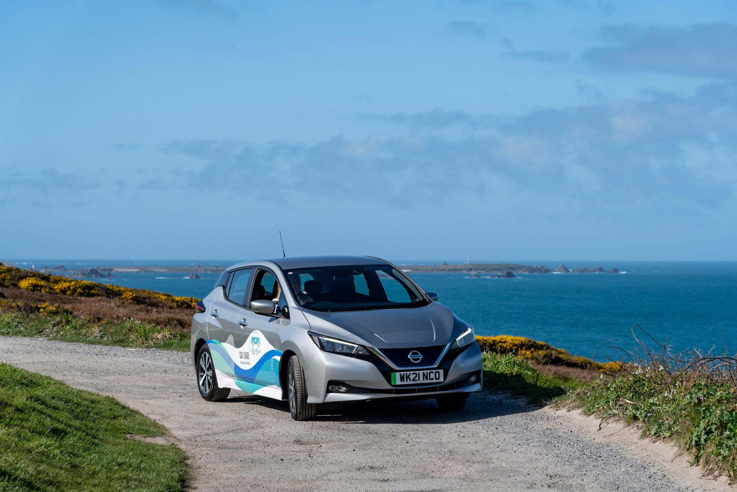 Smart Islands Electric Vehicles GO-EV SMART: Growth Deal contribution: £0.61m