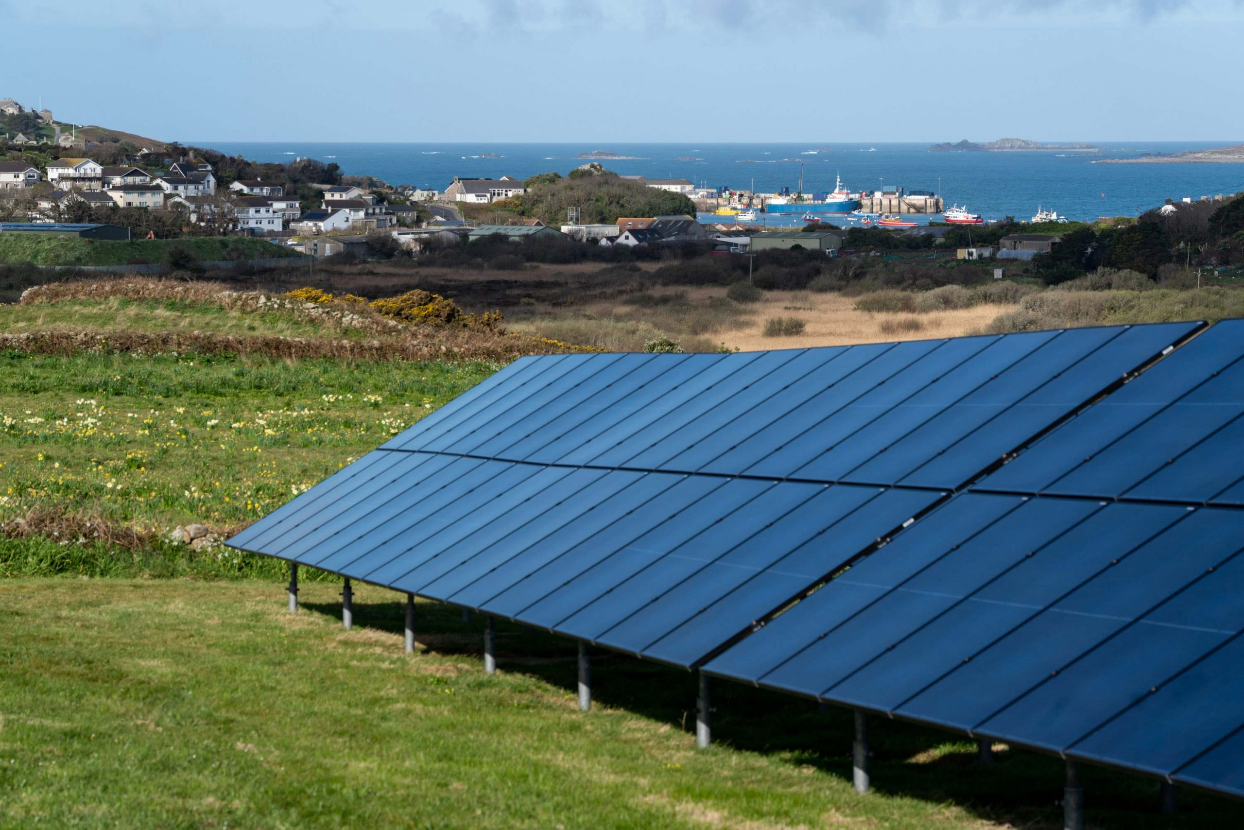 Smart Islands Business Energy Management Systems and Renewable Energy Solutions: Growth Deal contribution: £0.39m