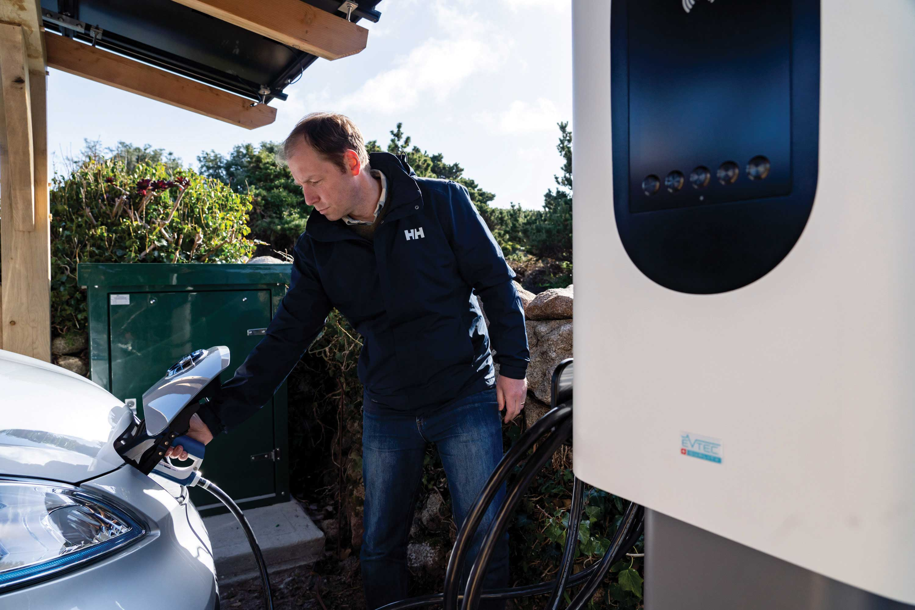 Go-EV – Isles of Scilly carshare scheme