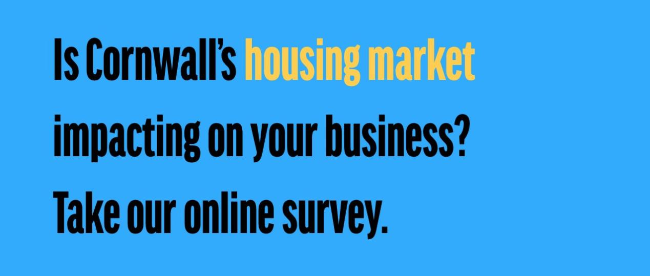 Cornwall's Housing Market – Business Impact Survey